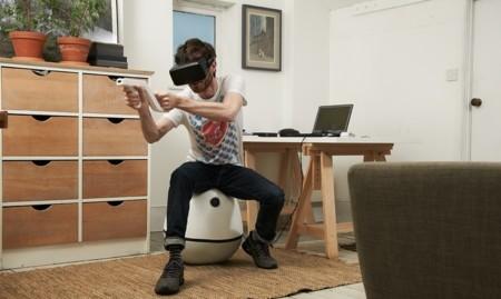 Tus glúteos serán el mando de control para videojuegos con VRgo