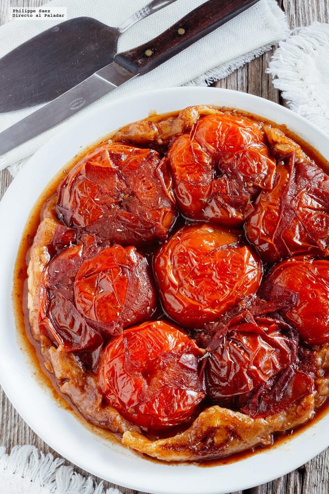 Tarta de Tomates
