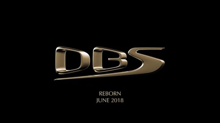 Aston Martin recuperará el nombre DBS, y además lo hará junto al apellido Superleggera