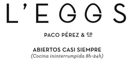 Un restaurante que va de huevos: L'Eggs