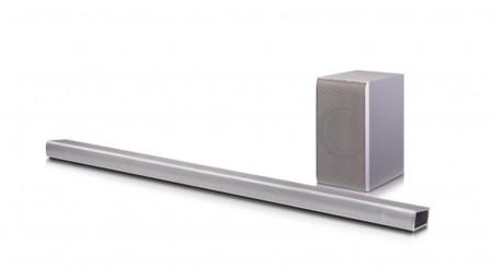 LG deja ver sus nuevas barras de sonido SH8, SH7 y SH6 que tiene preparadas para CES 2016