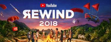 YouTube ya admite el error del \'Rewind 2018\' aunque sigue pensando que mima a los creadores