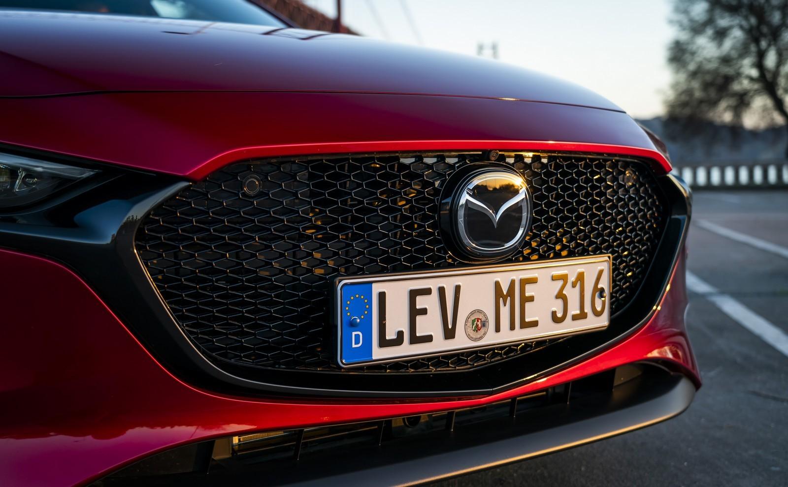 Foto de Mazda3 2019 (82/128)