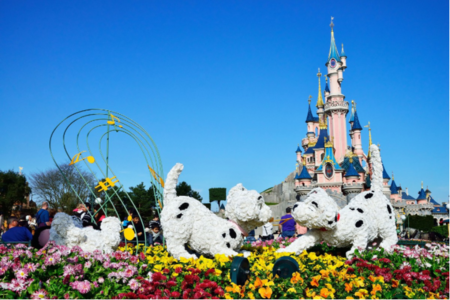 Disneylanp Paris