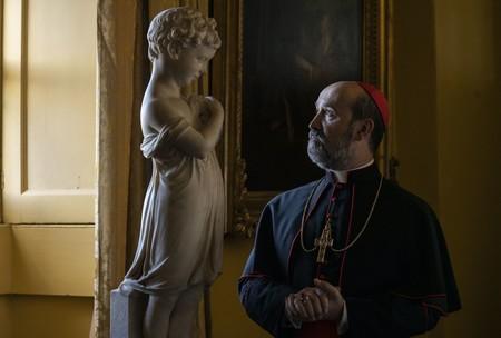 """""""Ojalá 'The New Pope' sea la sucesora de 'Juego de Tronos'. Tenemos trono, y es uno muy cambiante"""". Javier Cámara"""