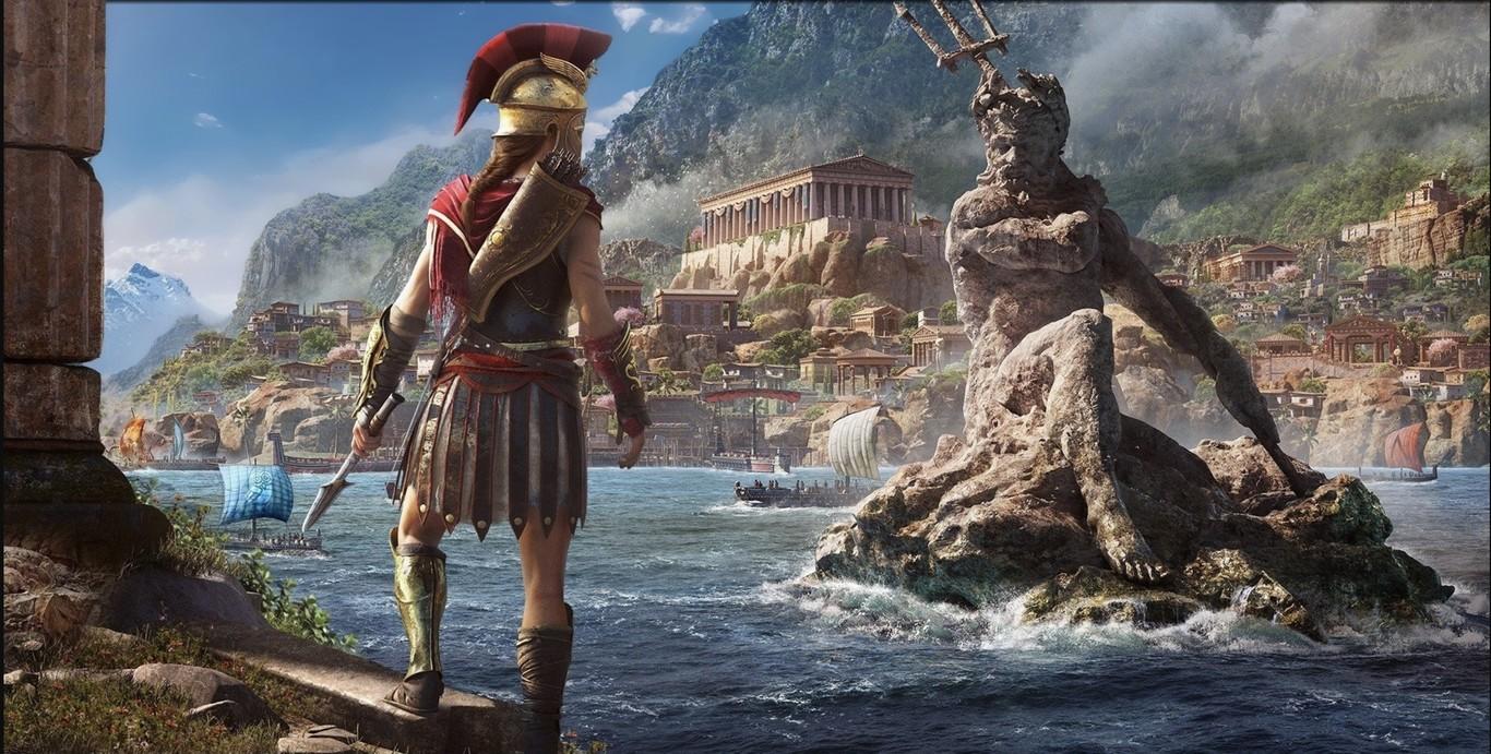 Assassin's Creed Odyssey: el día en que un Assassin's Creed volvió a ser absolutamente imprescindible