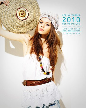 Bershka viste a la mujer joven este verano 2010: lookbook completo con todos los estilos XI