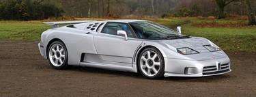 Recordando al Bugatti EB110, el superauto de fabricación italiana que marcó el regreso de la marca francesa