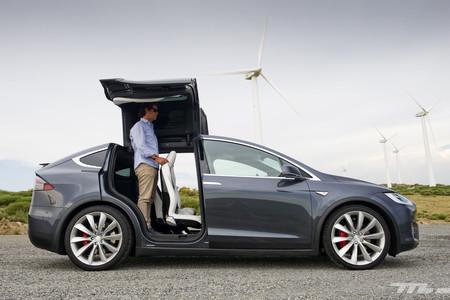 Tesla Model X Motorpasion Prueba 15