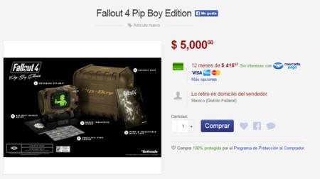 Pip Boy Edition Mercado