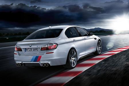 Nuevos accesorios BMW M Performance para M5 y M6