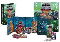 He-Man en DVD en <del>Abril</del> Mayo