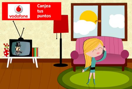 Vodafone calienta motores para Navidad y lanza varias promociones con su programa de puntos