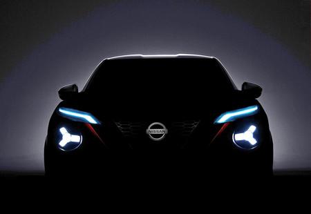 Nissan Juke Teaser 2