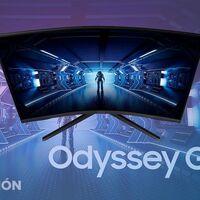 Si buscas monitor gaming este Samsung Odyssey G5 de 27 pulgadas está hoy a precio de locura: estrénalo por 229 euros