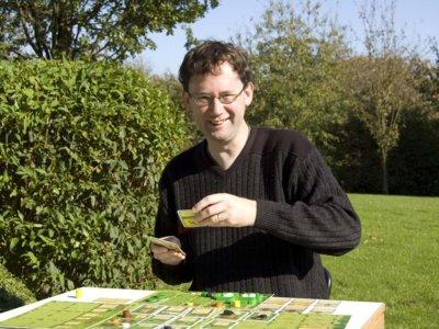 Uwe Rosenberg, cultivando juegos de mesa