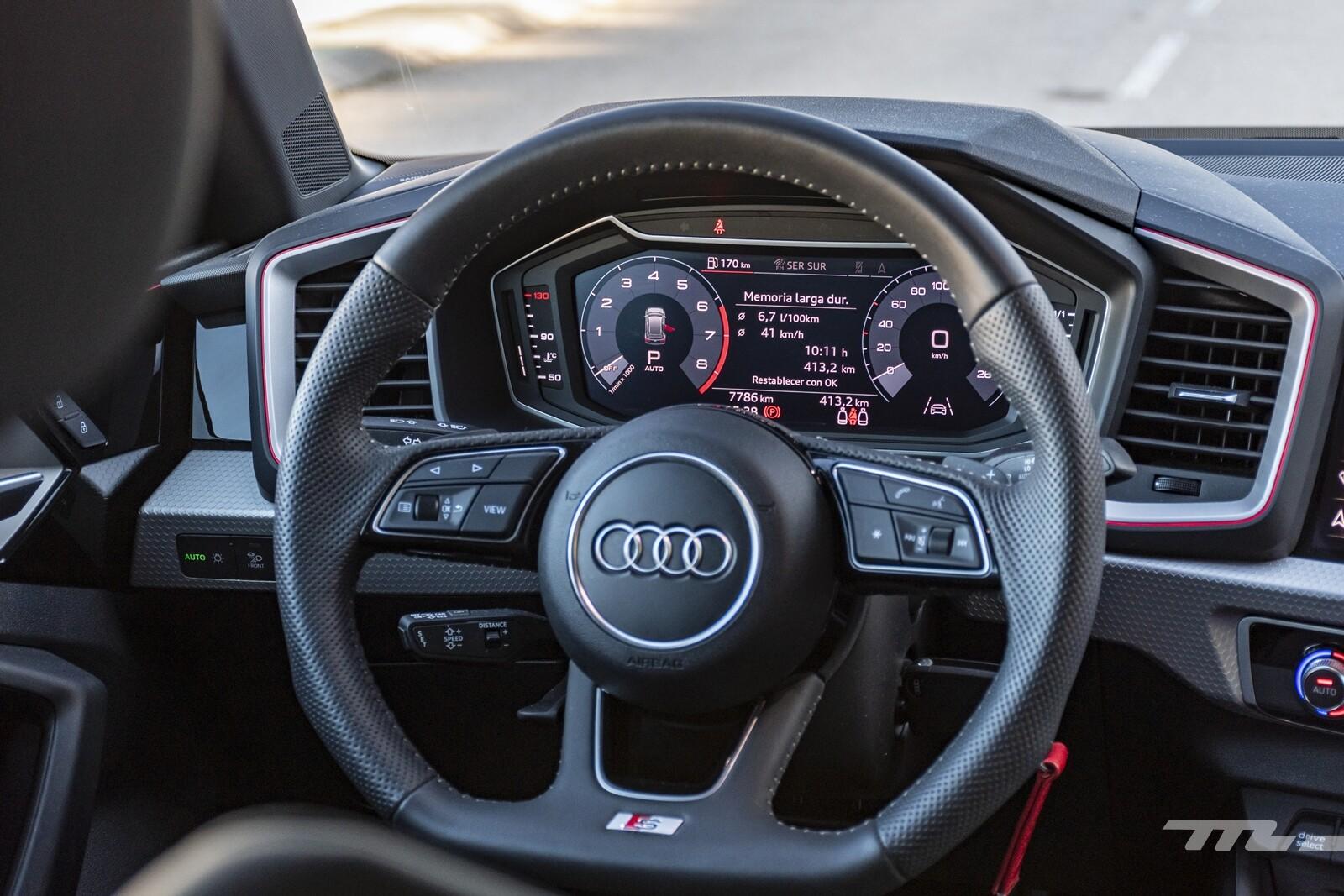 Foto de Audi A1 Citycarver 2020 prueba (3/39)