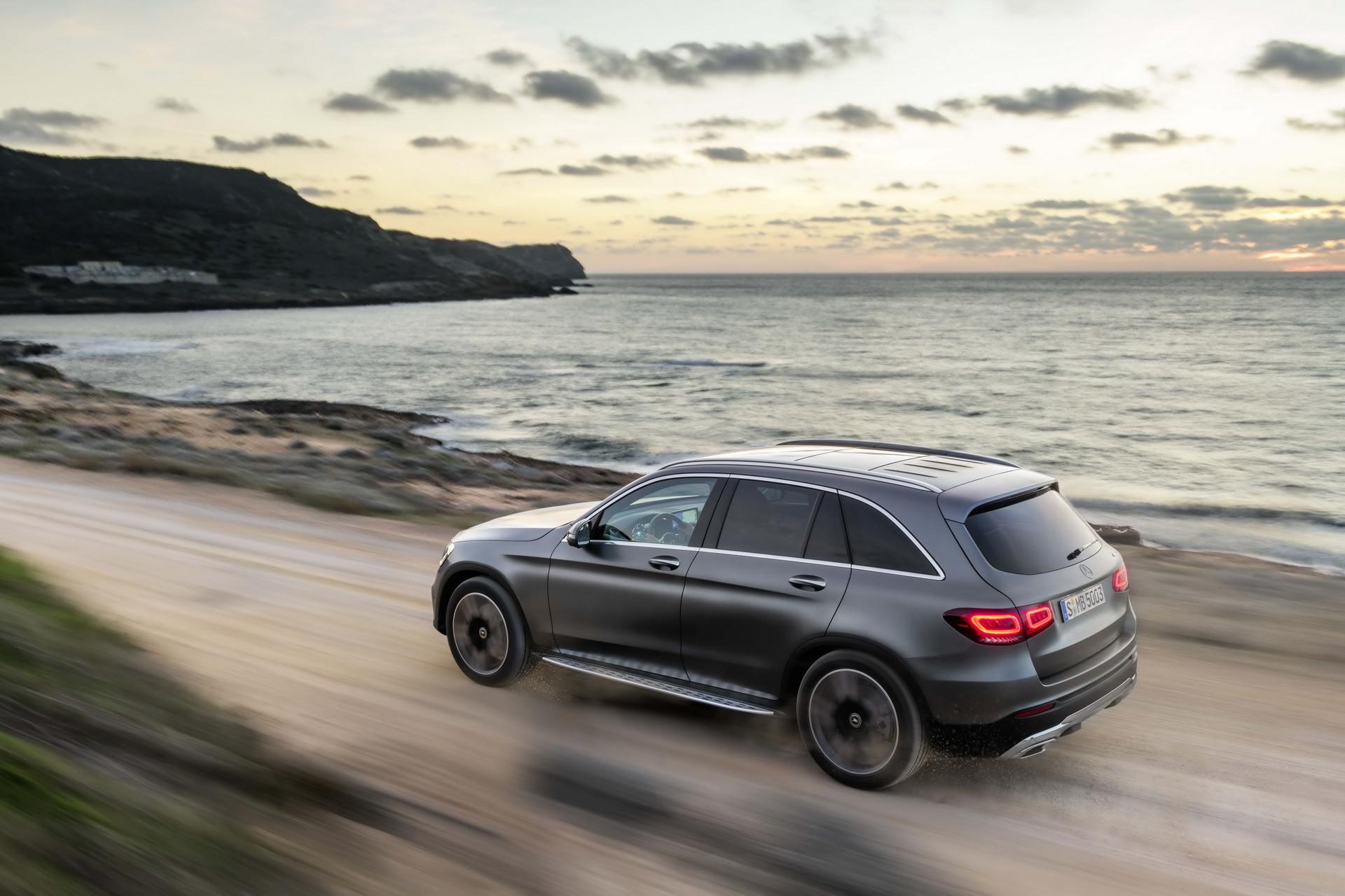 Foto de Mercedes-Benz GLC 2020 (7/18)
