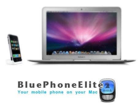 BluePhoneElite 2, controla tu móvil desde Mac OS X