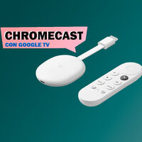 El Chromecast con Google TV roza los 50 euros en MediaMarkt: Apple TV+, Stadia y más con el último centro multimedia de Google