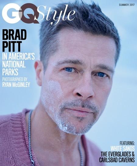 Bras Pitt Gq 1