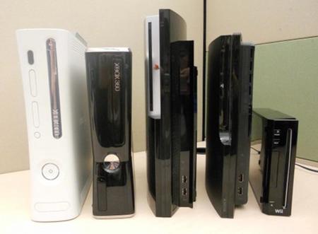 consolas de videojuegos usadas