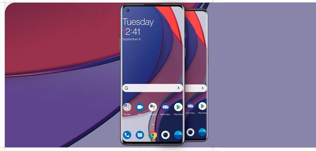 Ya puedas descargar el wallpaper animado de OxygenOS once en celulares que no son OnePlus