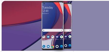 Ya puedes descargar el wallpaper animado de OxygenOS 11 en móviles que no son OnePlus