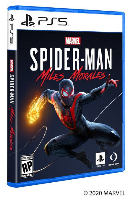 spider PS5