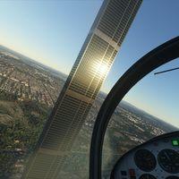Microsoft Flight Simulator crea un rascacielos imposible y convierte el Palacio de Buckingham en un bloque de apartamentos