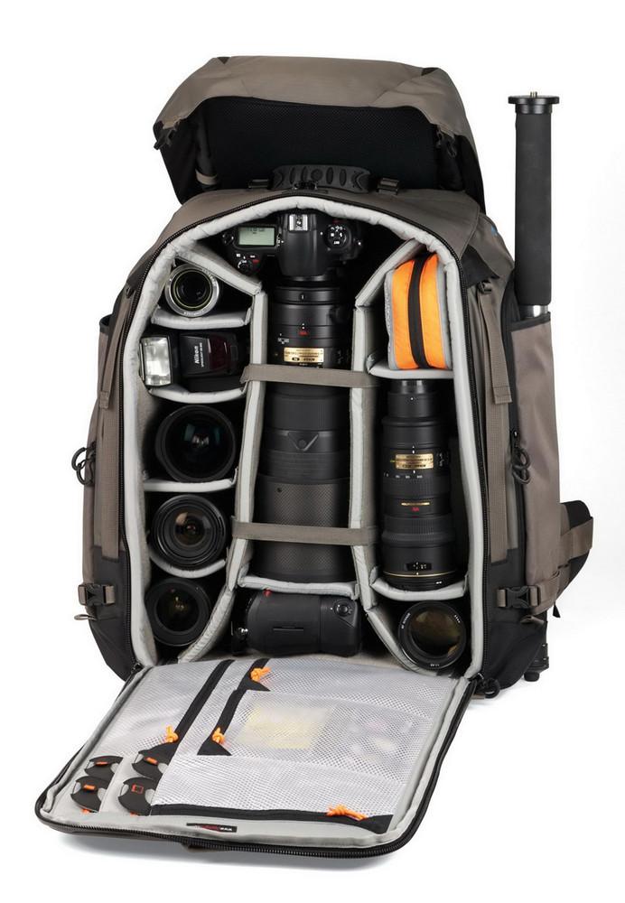 Nuevas mochilas Lowepro Pro Trekker AW