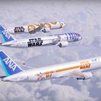 El sueño de todo fan está aquí, volar en una nave de Star Wars... aunque sea un avión