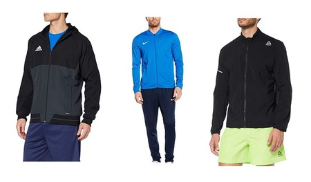Ofertas en ropa deportiva de marcas como Nike, Adidas o Reebok en tallas sueltas de Amazon