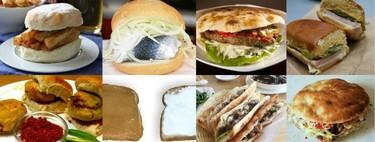 La vuelta al mundo en 28 sandwiches
