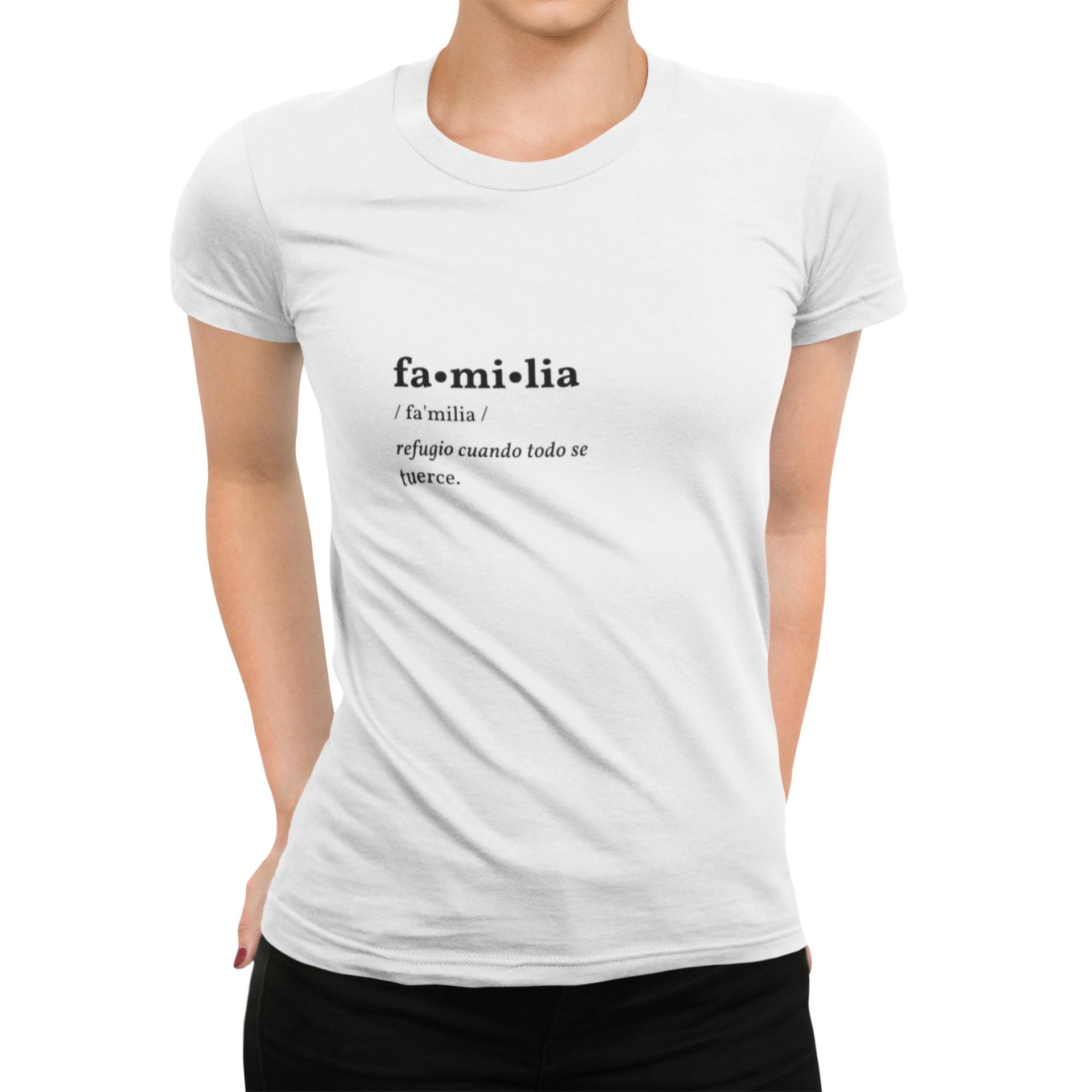Pandemia De Valores FAMILIA camiseta Camisetas
