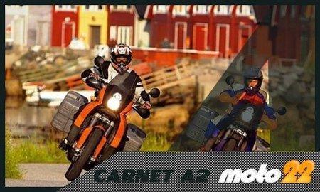 Qué puedo conducir con el Carnet de moto A, A1 y A2