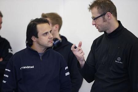 Felipe Massa negoció por sí mismo su contrato con Williams