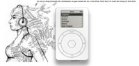 Tributo a Steve Jobs recreando en Internet una de sus emblemáticas creaciones, el iPod
