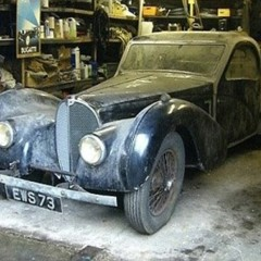 Foto 1 de 12 de la galería bugatti-type-57s en Motorpasión