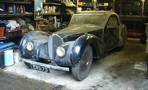 Foto de Bugatti Type 57S (1/12)
