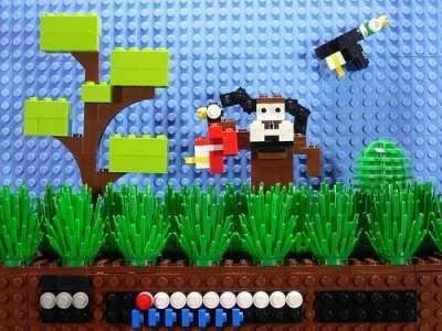Videojuegos en Lego