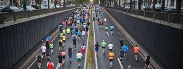 Así puedes hacer frente al muro en la maratón: derríbalo y ve a recoger tu medalla