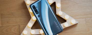 Si no quieres esperar al Xiaomi Mi 10, el Xiaomi Mi Note 10 está a precio mínimo histórico en Amazon: 429 euros
