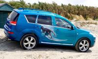 Citroën C-Surf, para los amantes de las olas y las caracolas