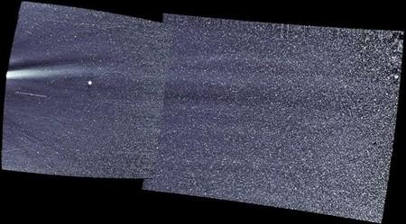En este vídeo puede verse cómo Parker Solar Probe captura imágenes de estructuras de viento solar a medida que salen del Sol