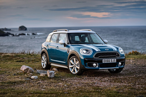 Nuevo MINI Countryman: bigger, better, faster... hybrid