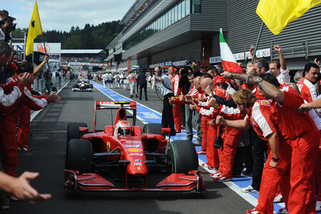 Raikkonen Belgica F1 2009