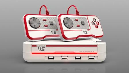 Evercade VS: los amantes de lo retro tienen una nueva cita con la versión para TV, resolución 1080p y soporte para cuatro mandos