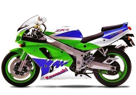Kawasaki Zxr 750 1
