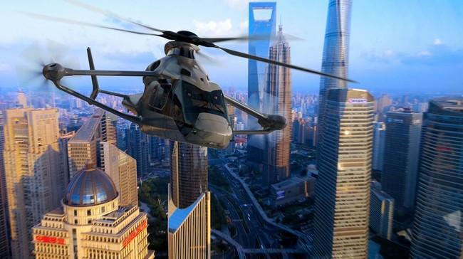 Helicoptero Futuro Airbus 2